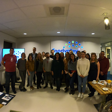 Дневник тура по инновационным FOODTECH-компаниям Франции и Нидерландов