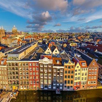 Дневник тура по самоуправляющимся компаниям Голландии
