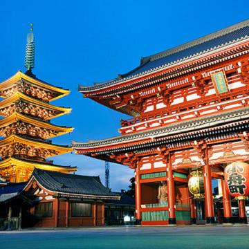 Высокотехнологический тур в Японию и Китай 17-21 октября