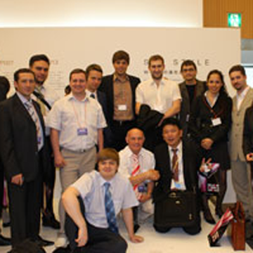 Инновационные компании Японии. [Токио. 25-31/05/2008]